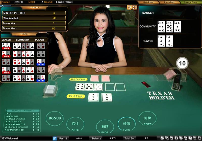 Online Casino Real Money Texas Holdem \u00ab Online Gambling Canada : Reviews \u0026 Ratings